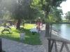 Još jedan od mnogobrojnih kafića na jezeru